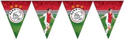 Afbeeldingen van Ajax vlaggenlijn 6 meter