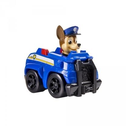 Afbeeldingen van Paw Patrol racer auto klein